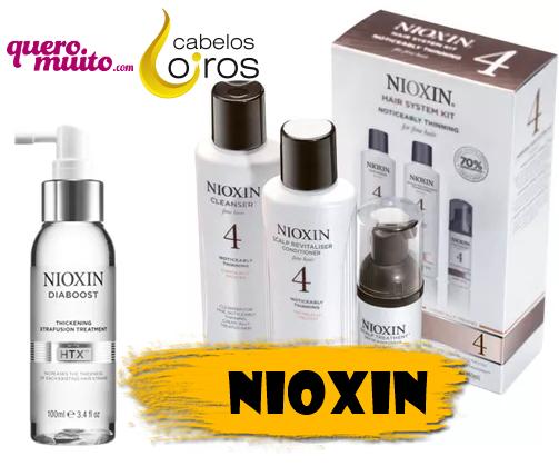 nioxin - Nioxin 4 Também Serve para Loiras?