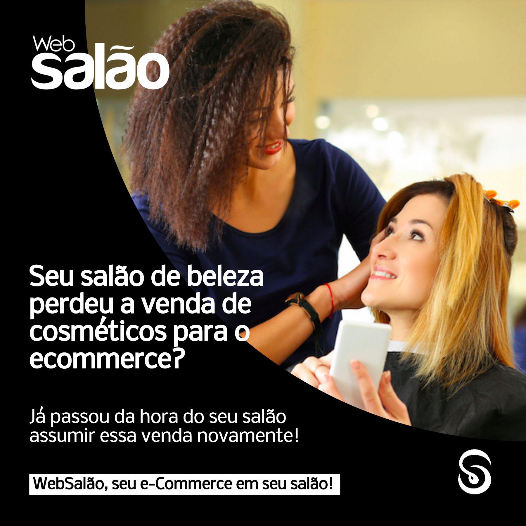WS 02 - E-commerce Para salão de Beleza