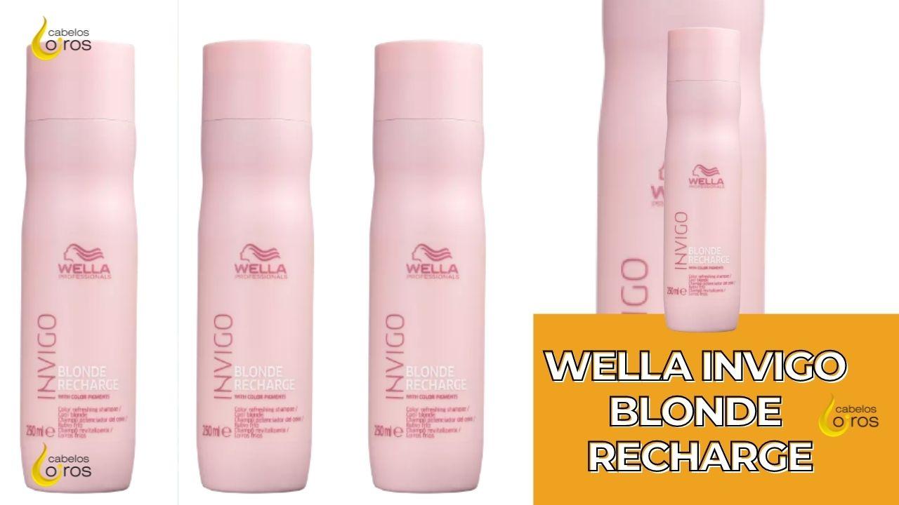Shampoos para cabelos loiros